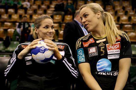 Gro Hammerseng-Edin EHF Champions League 201314 Hammerseng wants a shot at
