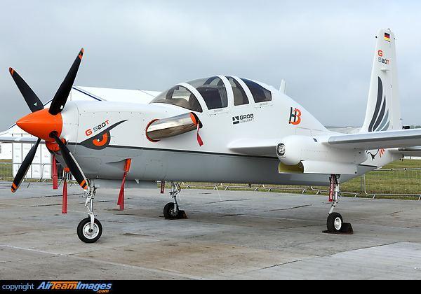 Grob G 520 Grob G520T DFHHH Aircraft Pictures amp Photos AirTeamImagescom