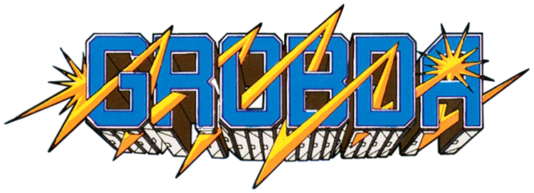 Grobda Grobda logo by RingoStarr39 on DeviantArt