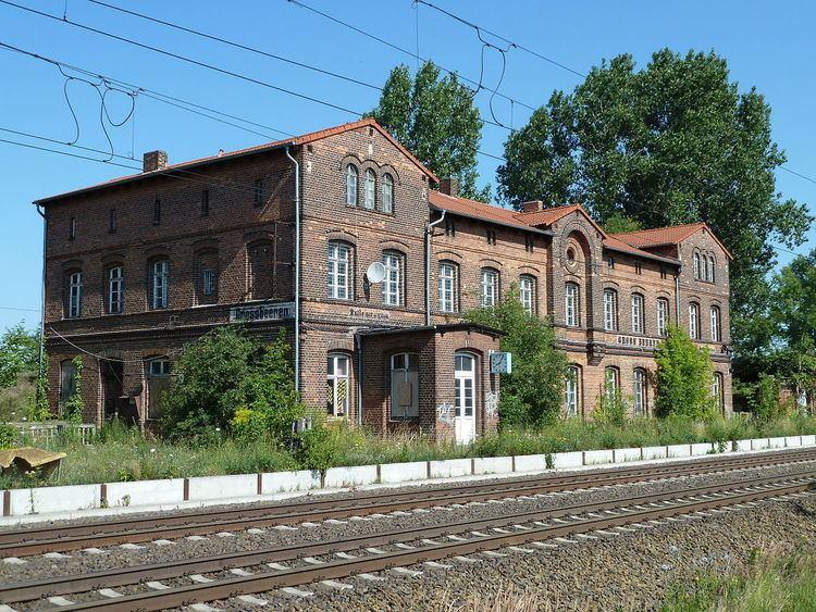 Großbeeren station