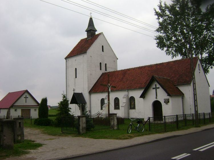 Grom, Warmian-Masurian Voivodeship
