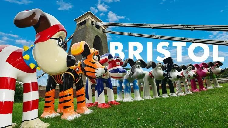 Gromit Unleashed Bristol Gromit Unleashed