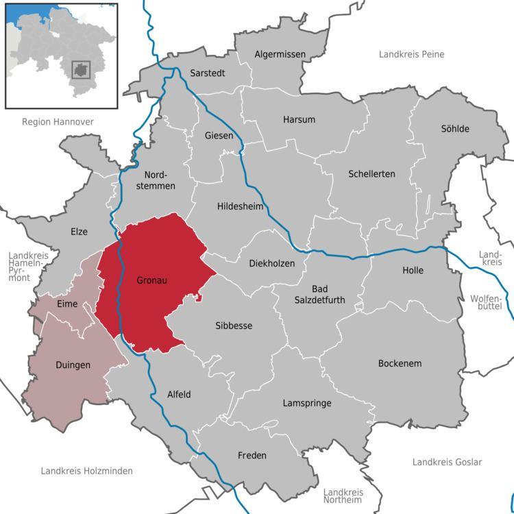 Gronau, Lower Saxony