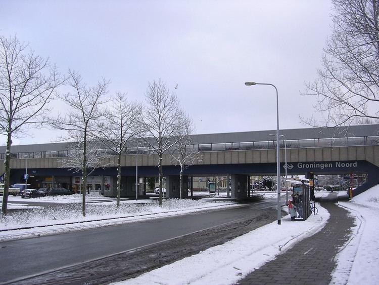 Groningen Noord railway station
