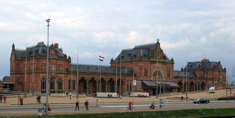 Groningen railway station