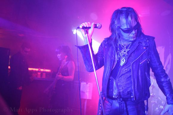 Groovie Mann Matt Apps Photography My Life With the Thrill Kill Kult