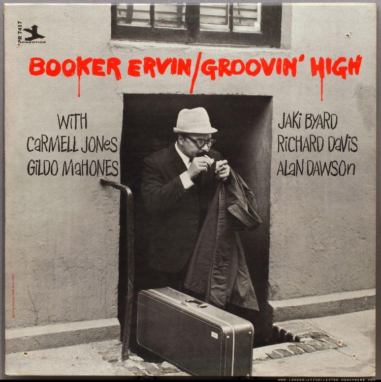 Groovin' High (Booker Ervin album) httpslondonjazzcollectorfileswordpresscom20