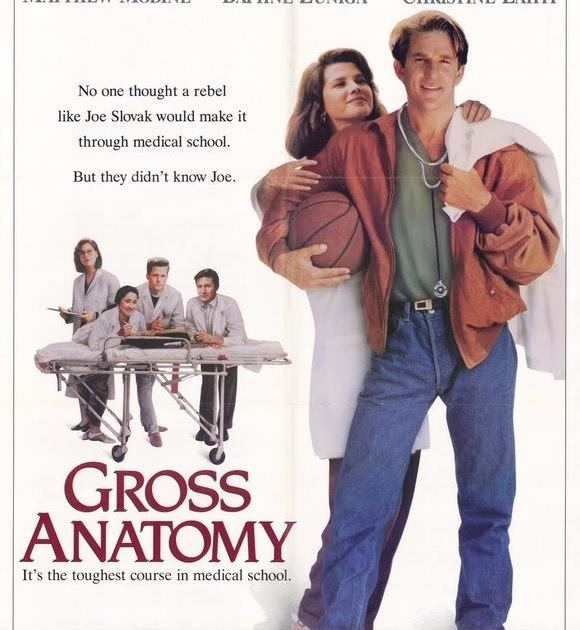 Gross Anatomy (film) Greatest Movie Themes ILL BE THERE GROSS ANATOMY 1989