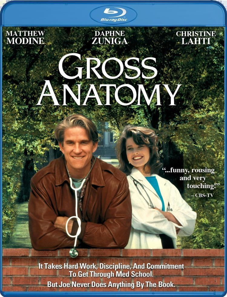Gross Anatomy (film) Gross Anatomy Bluray
