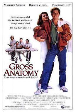 Gross Anatomy (film) Gross Anatomy film Wikipedia