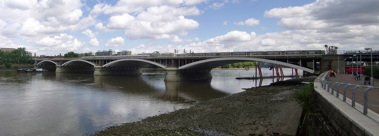 Grosvenor Bridge The Happy Pontist London Bridges 8 Grosvenor Railway Bridge
