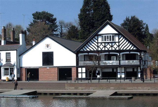 Grosvenor Rowing Club