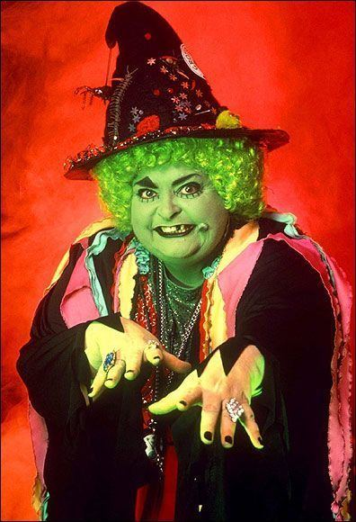 Grotbags Grotbags Scared me to death she did Luckily Rod hull and Emu was