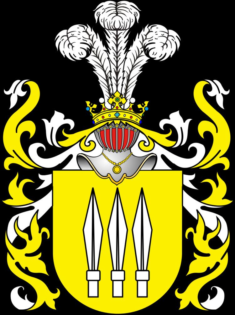 Groty coat of arms