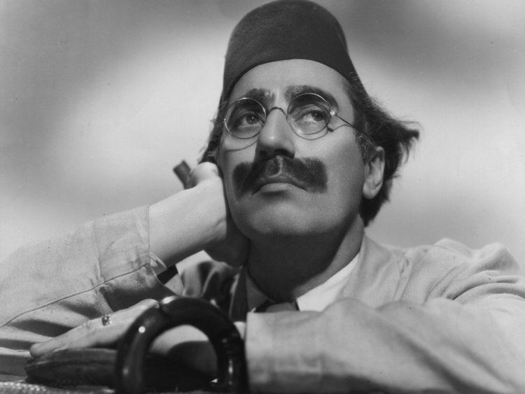 Groucho Marx Groucho Marx Spared No One And His Biographer Isnt Pulling