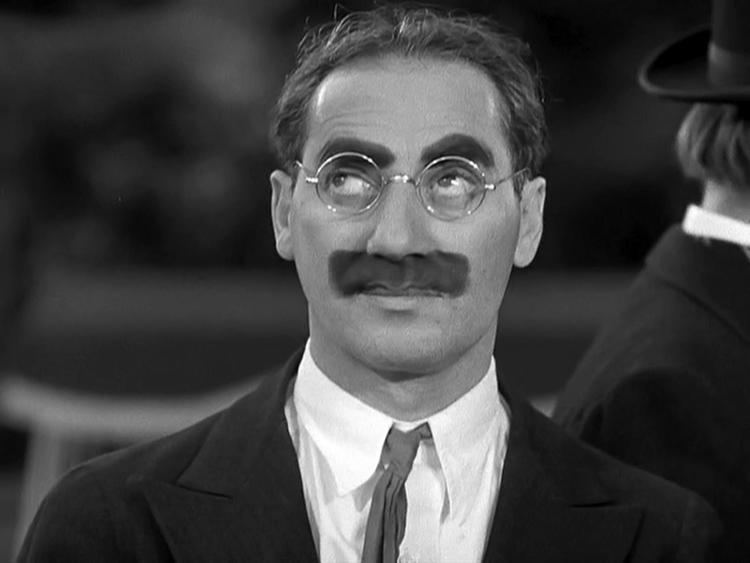 Groucho Marx Rob Zombie is Making A Groucho Marx Movie CHUDcom