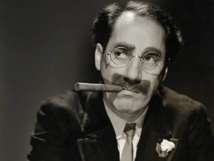 Groucho Marx Why Groucho Marx and TS Eliot didn39t get on Features