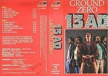 Ground Zero (13AD album) httpsuploadwikimediaorgwikipediaenthumb0