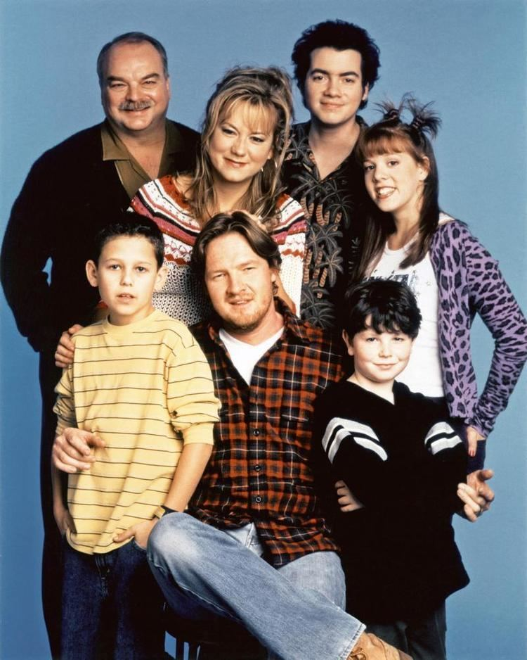 Grounded for Life Grounded For Life TV Series 2001
