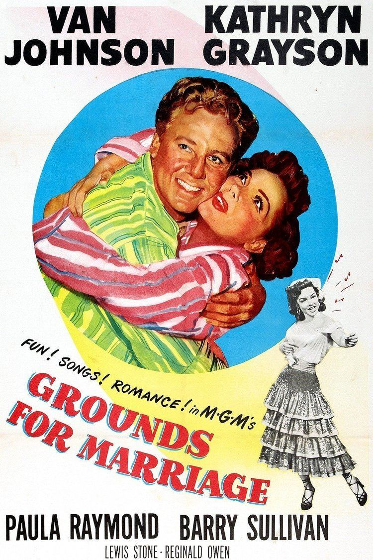 Grounds for Marriage wwwgstaticcomtvthumbmovieposters11103p11103