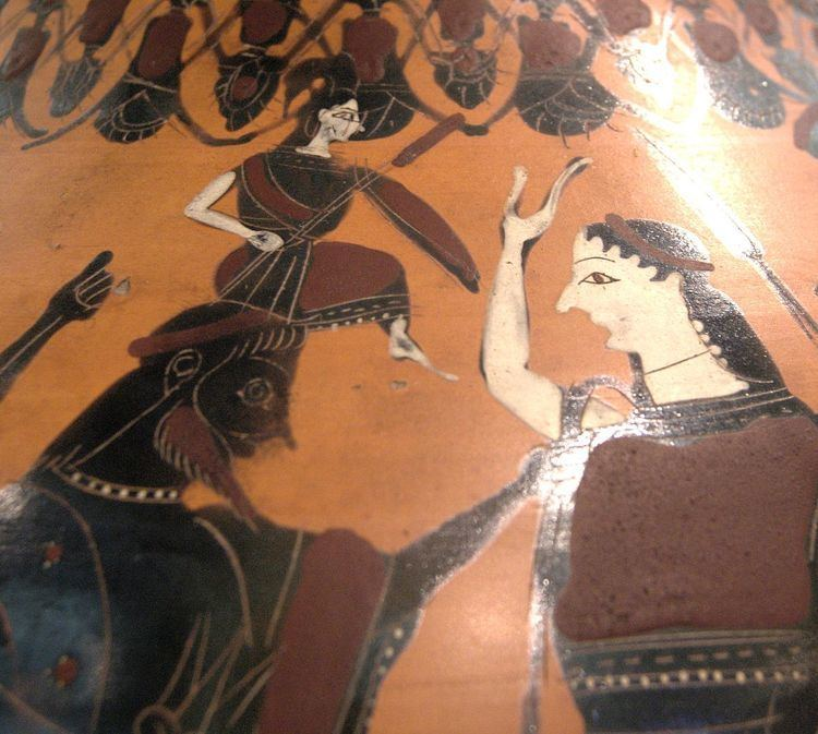 Group E (vase painting)
