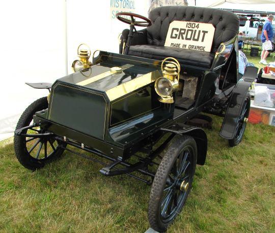 Grout (automobile)