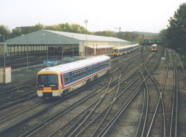 Grove Park Depot and Sidings