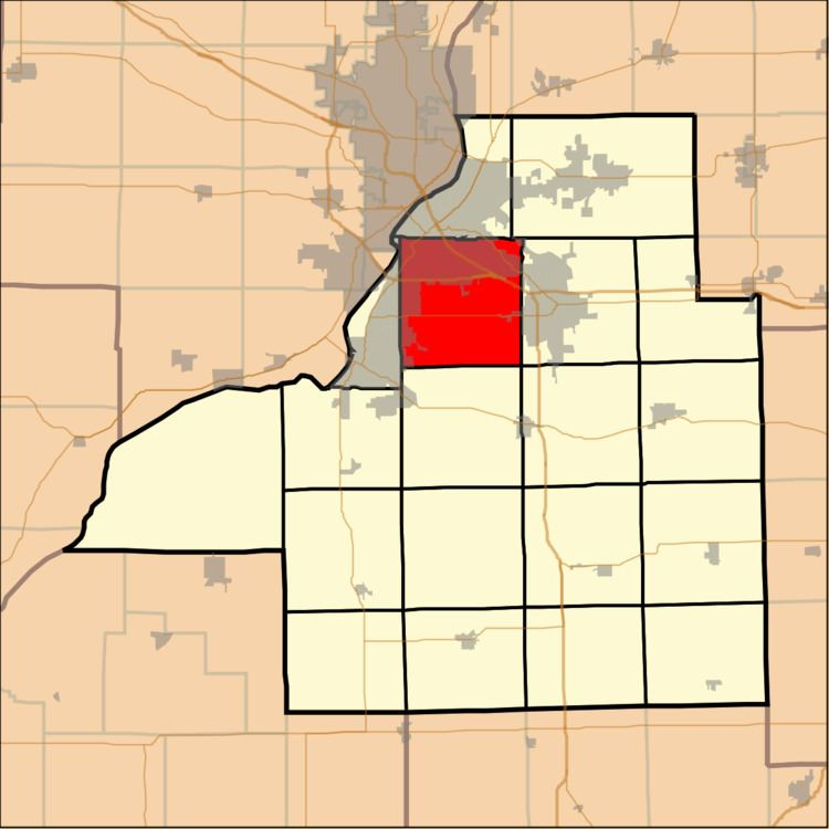Groveland Township, Tazewell County, Illinois