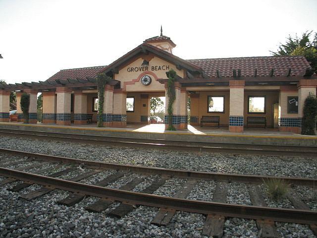 Grover Beach station