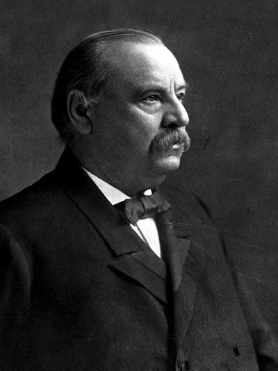 Grover Cleveland NJDEPParks and ForestsCentennial of NJ State Historic Site