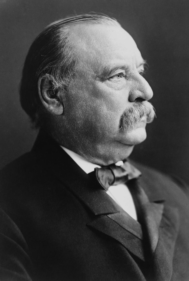 Grover Cleveland Grover Cleveland Wikipedia the free encyclopedia
