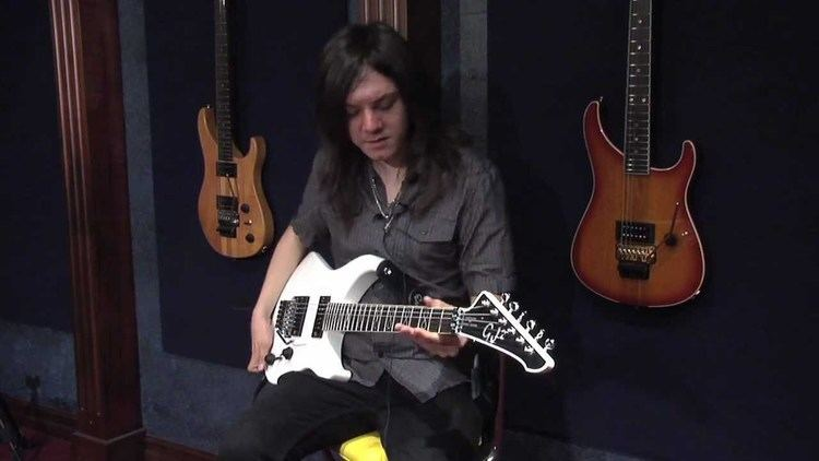 Grover Jackson GJ2 Guitars by Grover Jackson Player Test Drive by Dillon Brown
