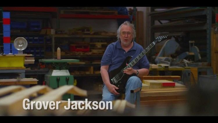 Grover Jackson GJ2 Guitars introduces the Arete 5Star Electric Guitar Made in the