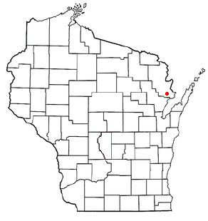 Grover, Marinette County, Wisconsin