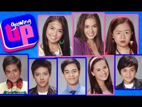 Growing Up (2011 Philippine TV series) httpsiytimgcomviwqDHgrXuXwhqdefaultjpg