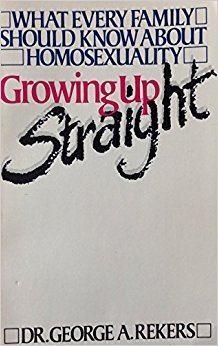 Growing Up Straight (1982 book) httpsimagesnasslimagesamazoncomimagesI5