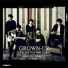 Grown-Up (EP) httpsuploadwikimediaorgwikipediaenthumbc