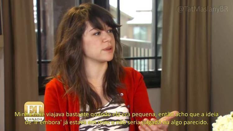 Grown Up Movie Star LEGENDADO Tatiana Maslany fala sobre sua personagem em Grown Up