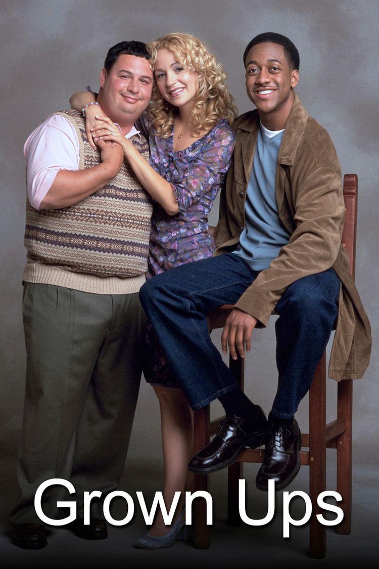 Grown Ups (1999 TV series) wwwgstaticcomtvthumbtvbanners184534p184534