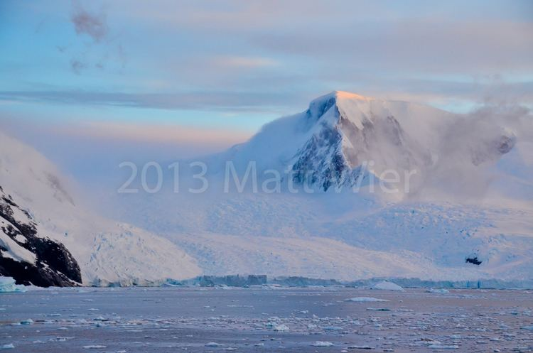 Grubb Glacier
