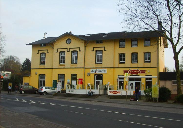 Gruiten station