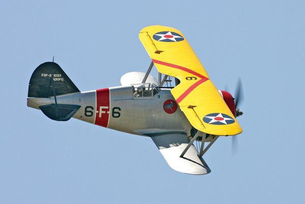 Grumman F3F Grumman F3F