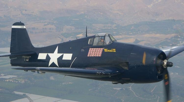 Grumman F6F Hellcat Grumman F6F Hellcat CAF SoCal