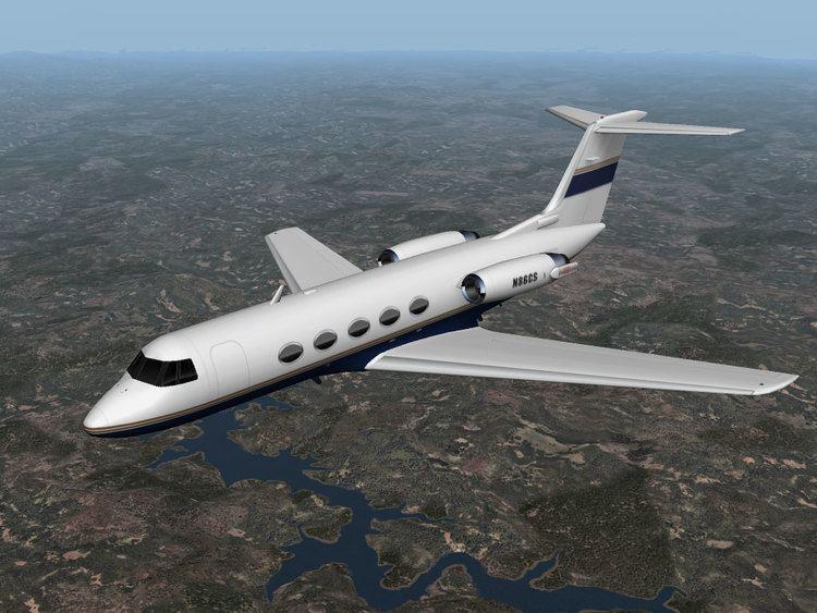 Grumman Gulfstream II AIRC74NET