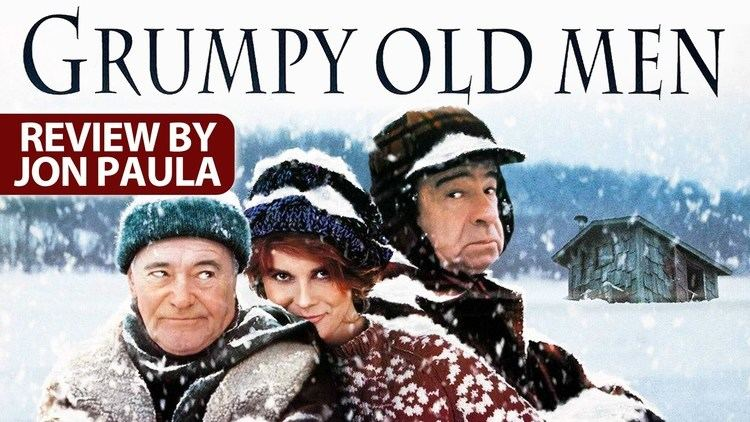 Grumpy Old Men (film) Grumpy Old Men Movie Review JPMN YouTube