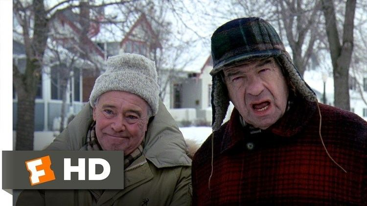 Grumpy Old Men (film) Grumpy Old Men 14 Movie CLIP NotSoFriendly Neighbors 1993