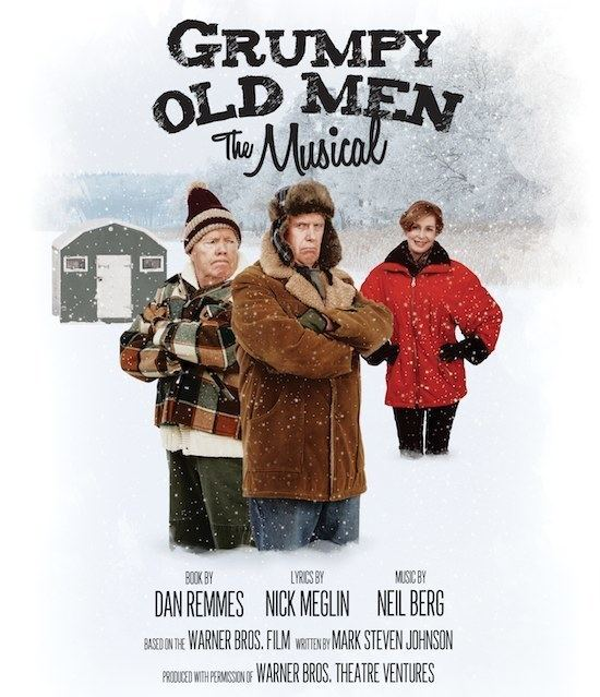 Grumpy Old Men (film) From Movie to Play Grumpy Old Men to Debut at MTC ChrisDca