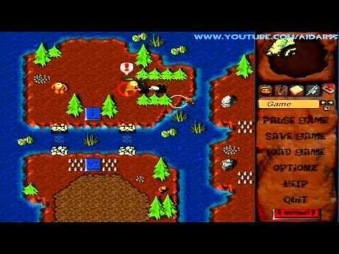 Gruntz Gruntz PC Gameplay 1080 HD YouTube