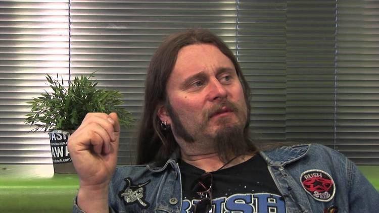 Grutle Kjellson Enslaved interview Grutle Kjellson part 2 YouTube