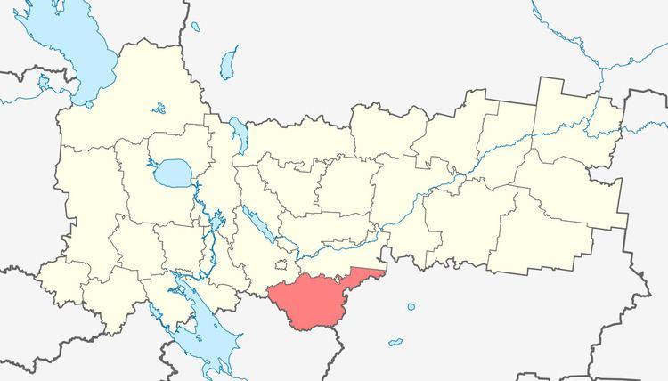 Gryazovetsky District